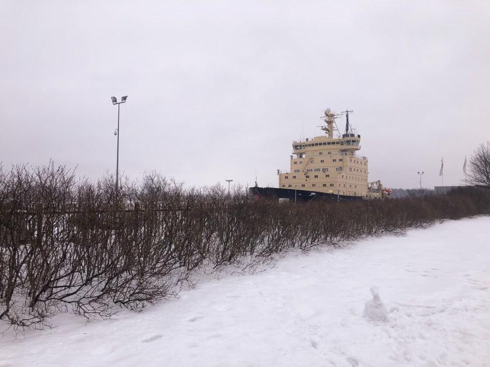 Helsinki - Katajanokka