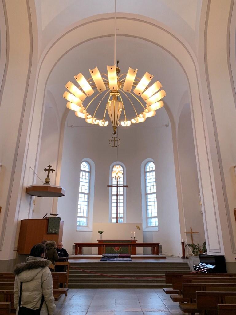Suomenlinna - Eglise