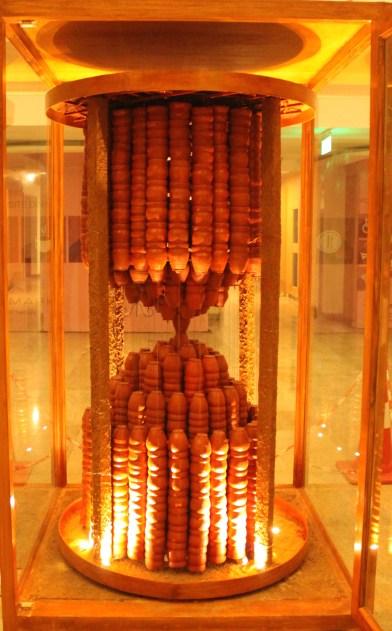 Manav Gupta Time Machine Installation 4