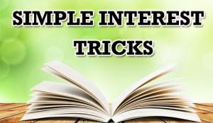 simple interest tricks in telugu