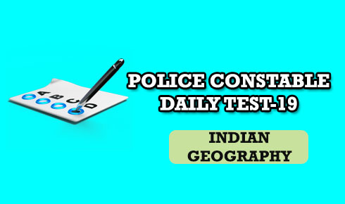TS POLICE CONSATBLE DAILY TEST 19