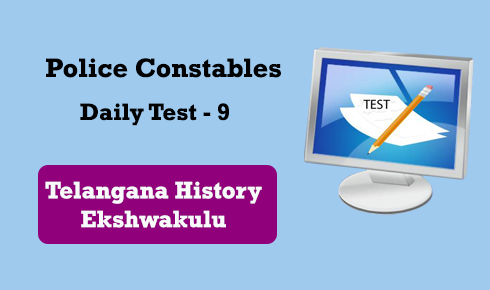 police constable daily test 9