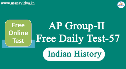 AP Group-II Free Daily Test-57