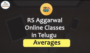 rs aggarwal in telugu classes