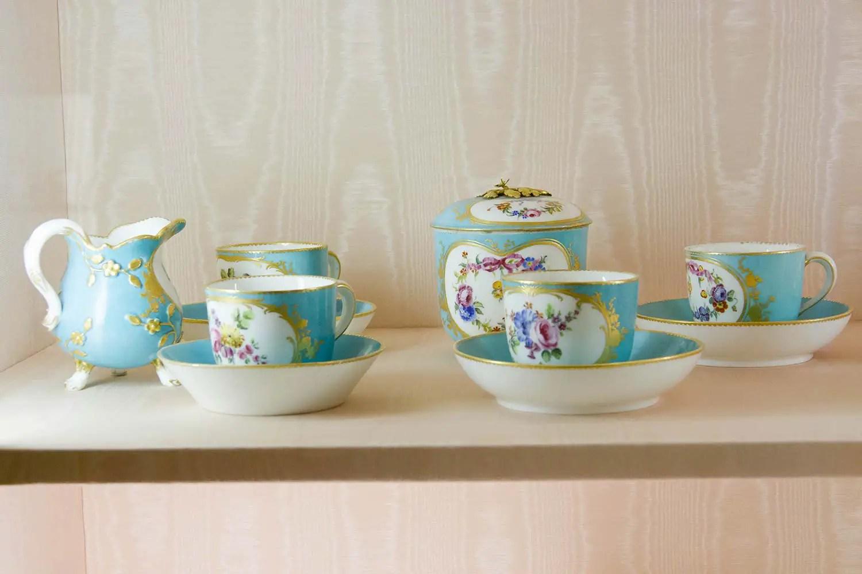 Porcelaine - Villa Ephrussi de Rothschild