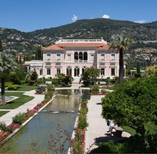 Une balade à… la Villa Ephrussi de Rothschild graphic