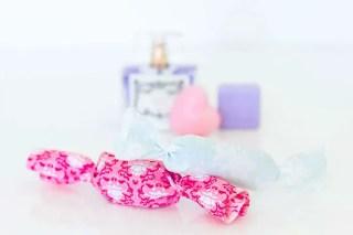 DIY : sachets de lavande bonbons pour son armoire graphic
