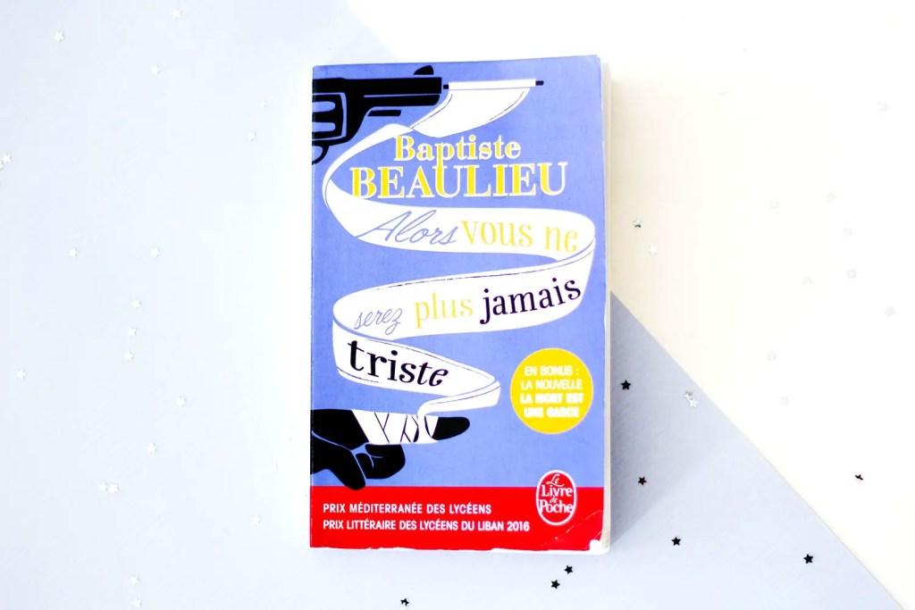 Favoris Novembre - Baptiste Beaulieu