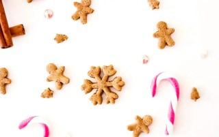 Recette : Sablés de Noël aux épices – sans gluten et sans oeufs graphic