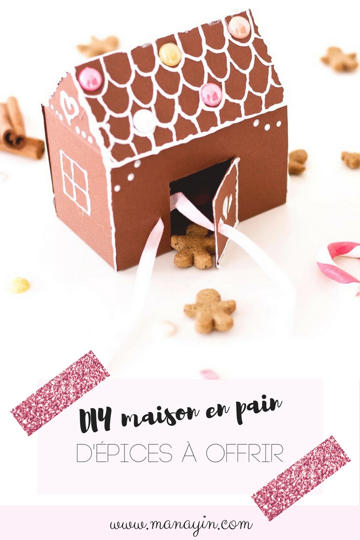DIY maison en pain d'épices
