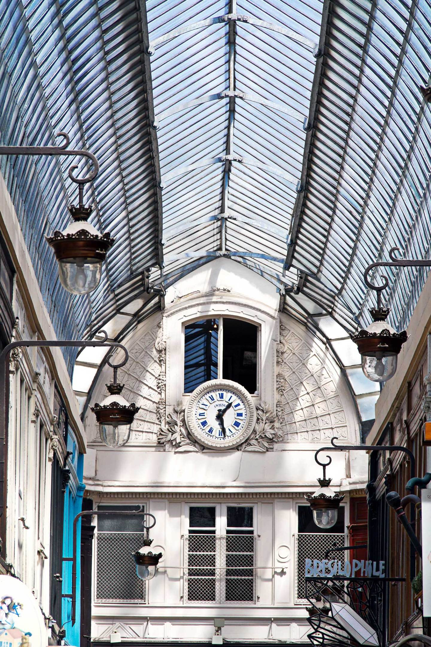 Passage Jouffroy - Paris
