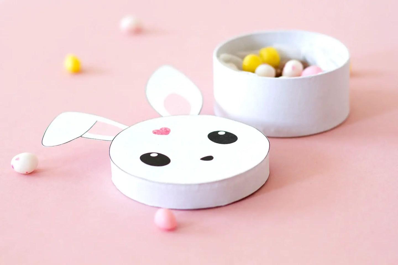 DIY lapin de Pâques - freebie