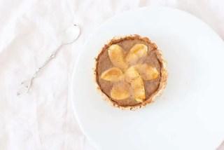 Recette de tarte aux pommes – sans gluten graphic