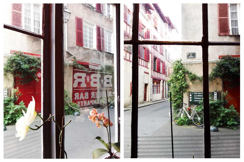 Bayonne - Pays Basque - Burger bar des remparts
