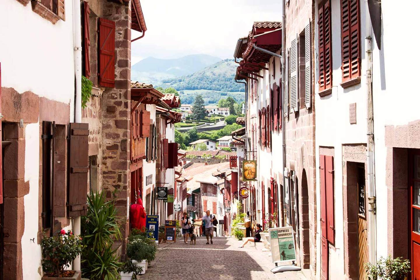 Pays Basque - Saint-Jean-Pied-de-Port