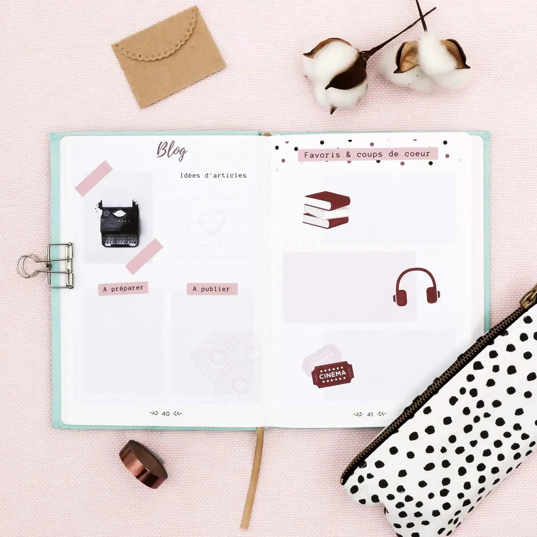 Bullet journal Canva