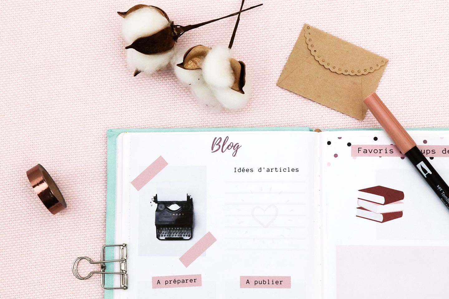Bullet journal Canva