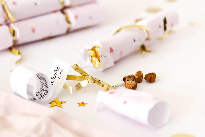 Printable Christmas crackers