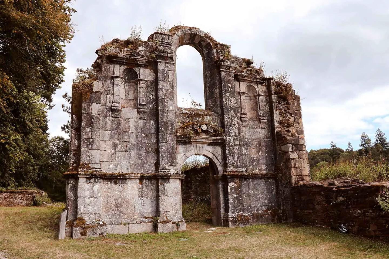 Abbaye Saint-Maurice de Carnoët - Finistère