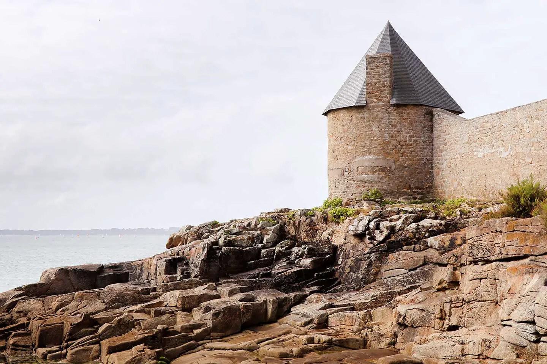 Lomener - visiter la Bretagne