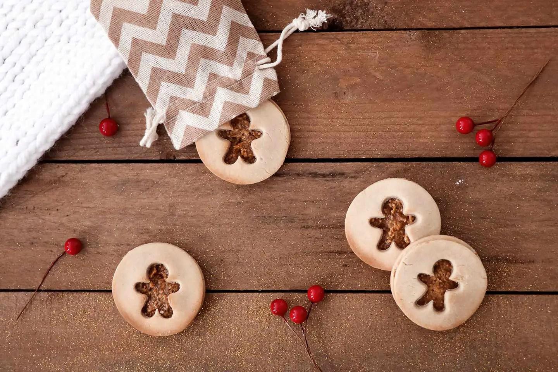 Recette originale de biscuits de Noël