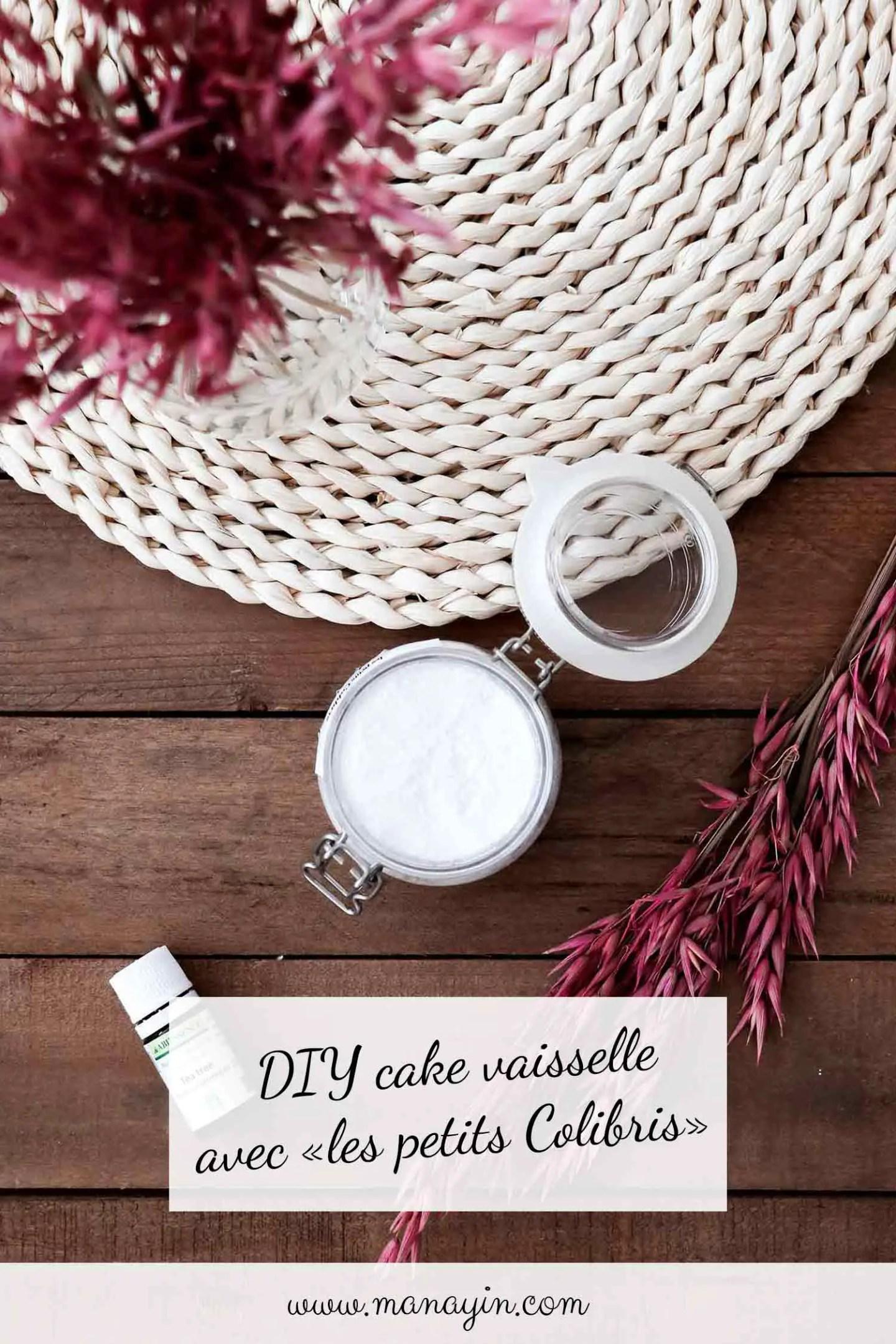 Kit DIY cake vaisselle