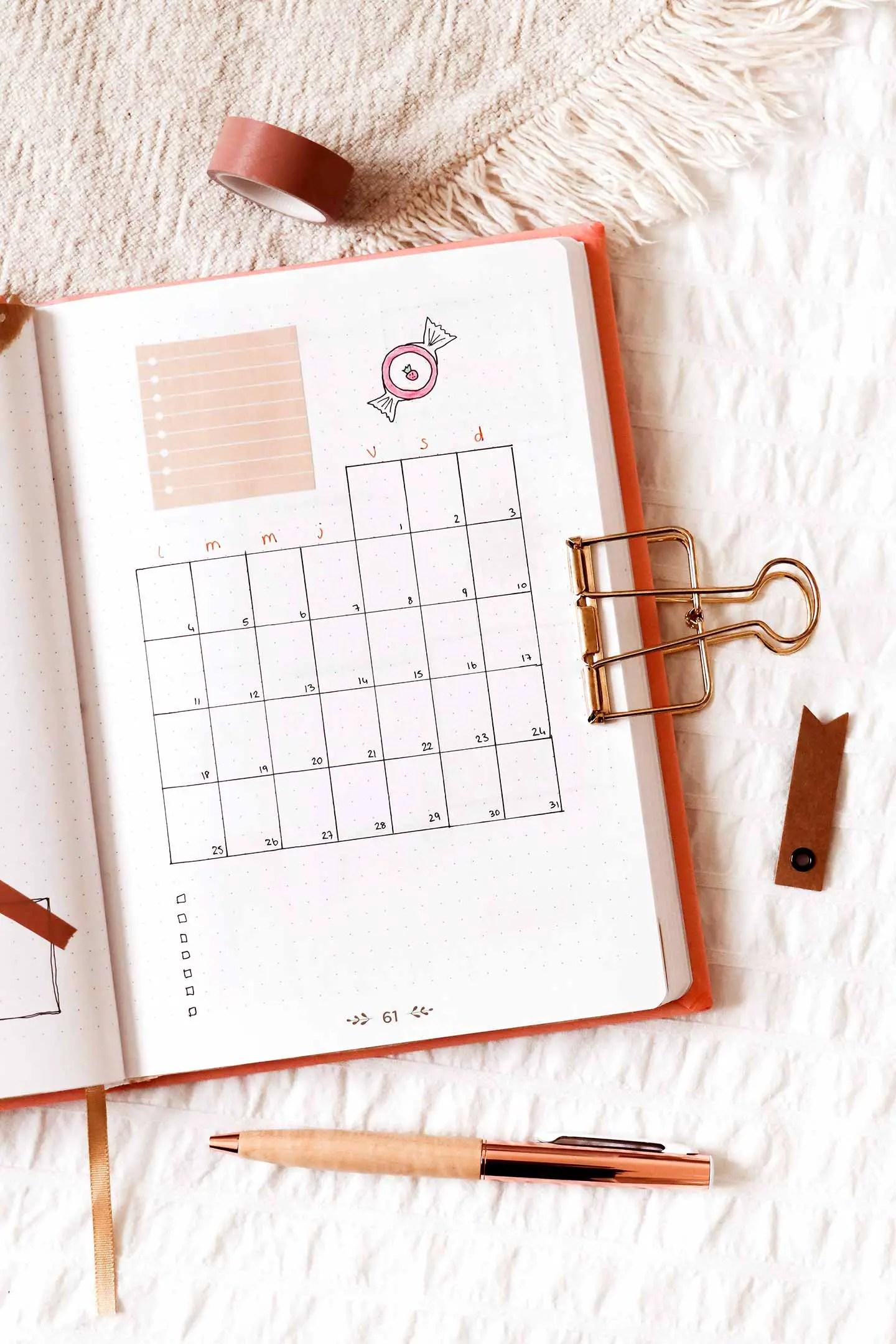 Monthly log mois de mai