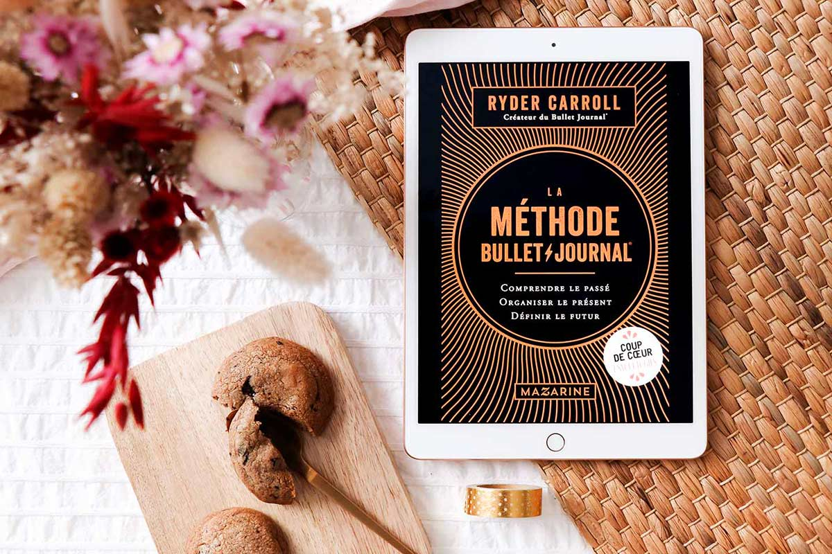 « La méthode bullet journal »  de Ryder Carroll