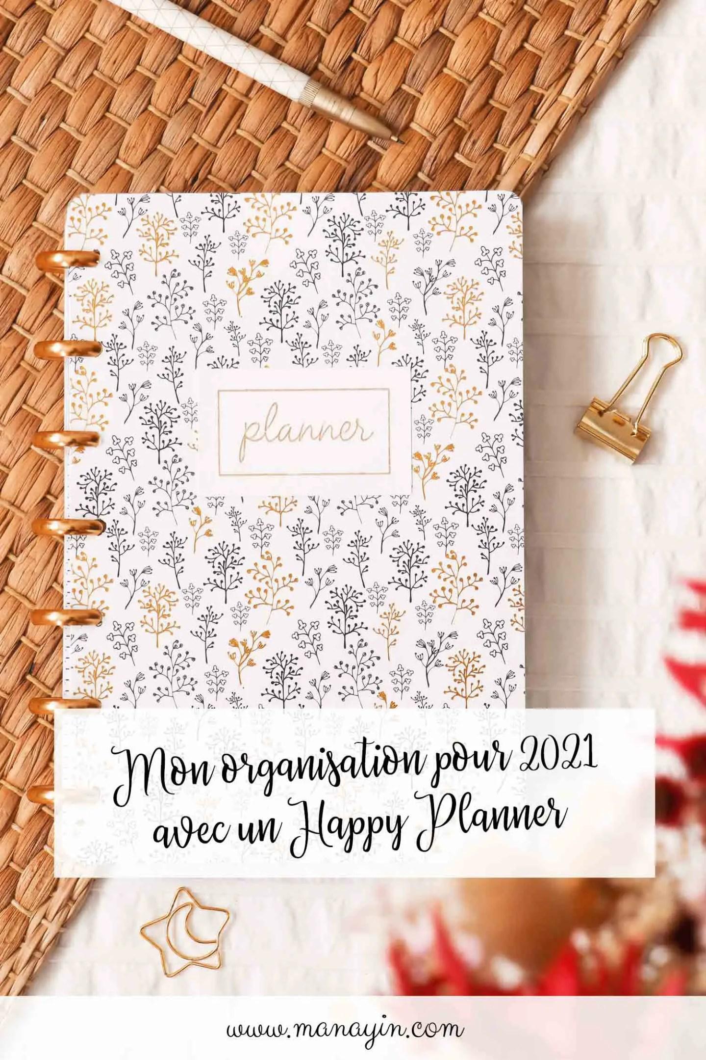 Revue Happy Planner
