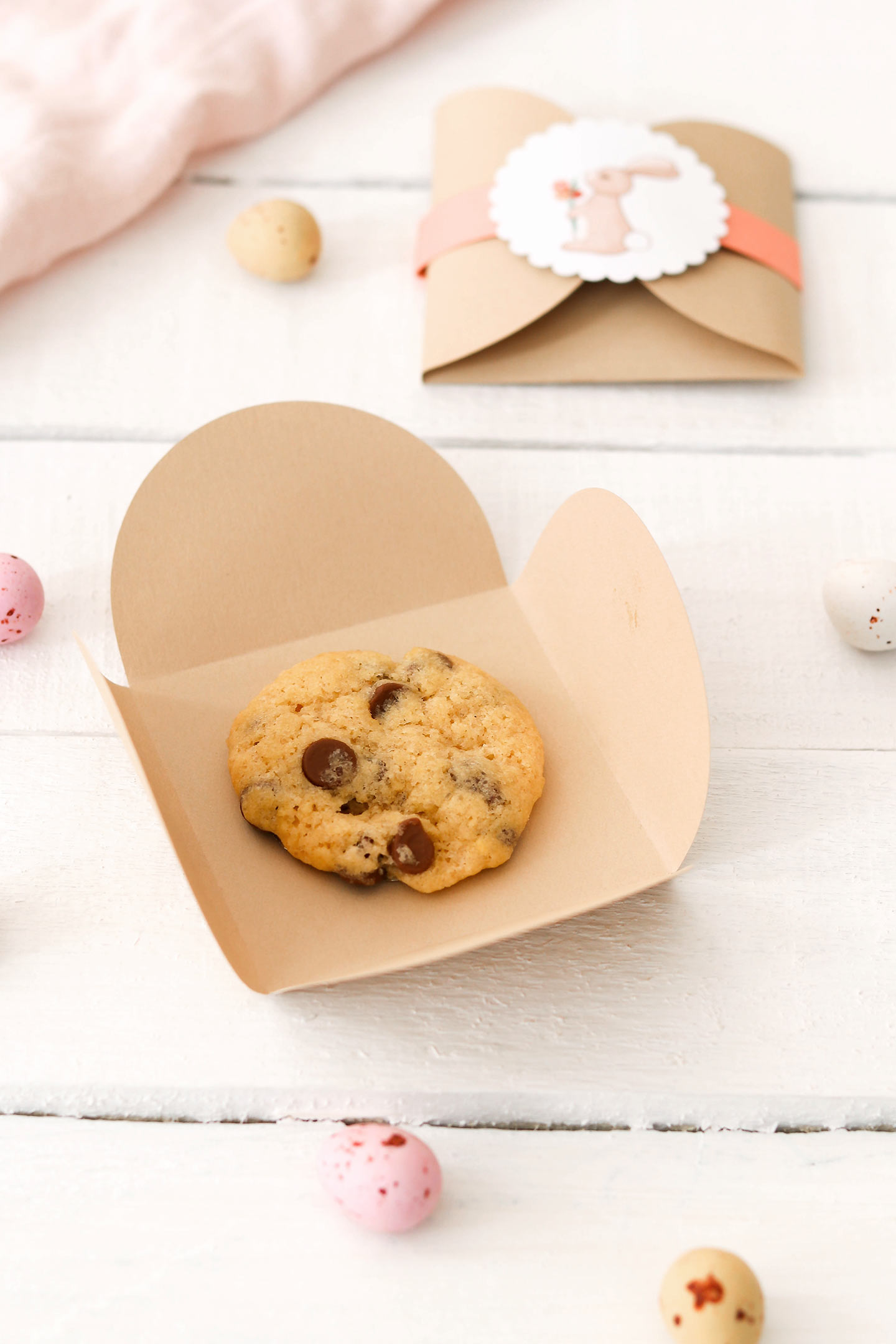 Offrir sachets biscuits