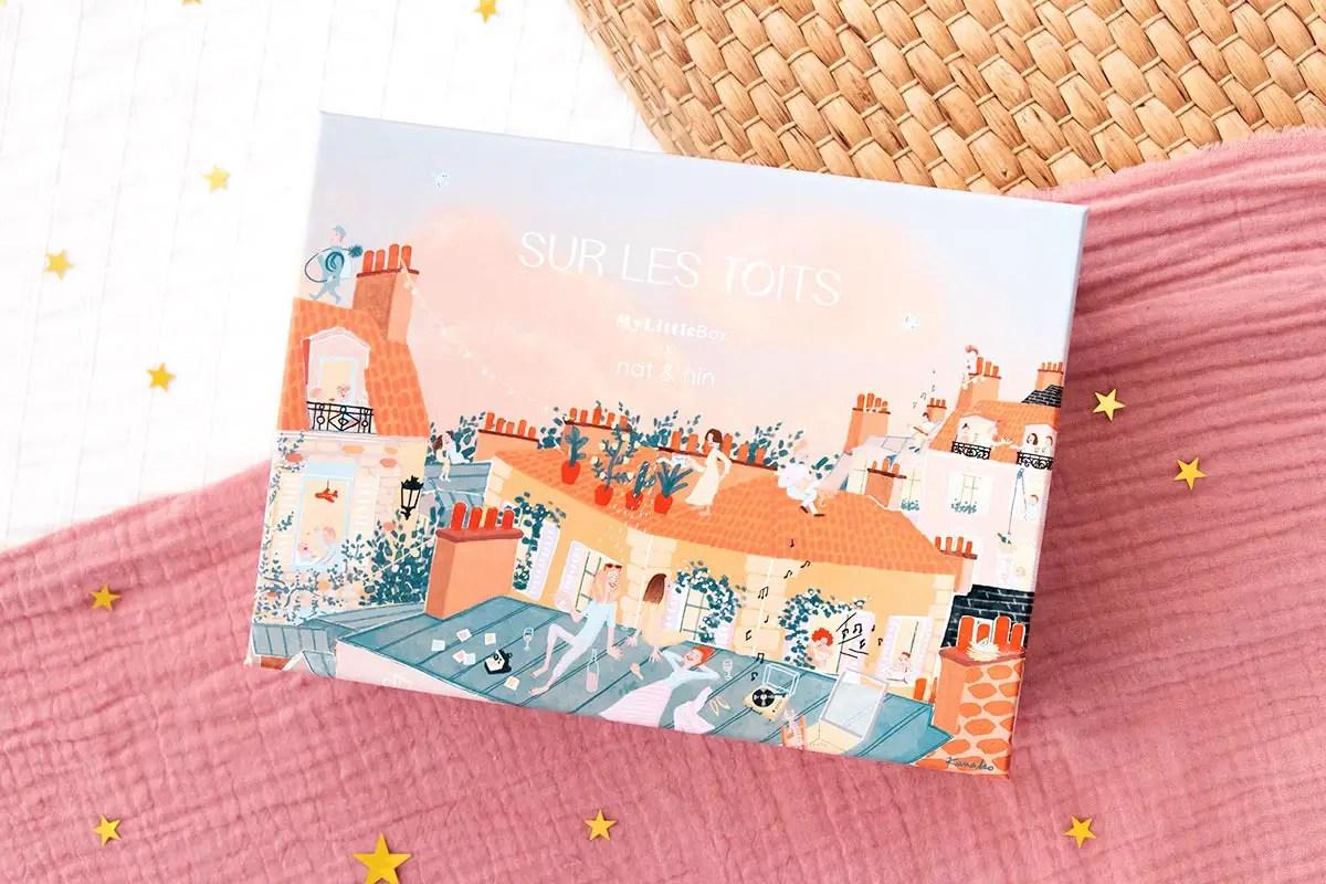 My Little Box Septembre 2021: «Sur les toits» (+ code promo)