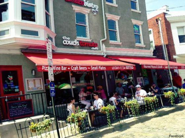 7 DAY SPOTLIGHT The Couch Tomato Cafe & The Tomato Bistro Manayunk