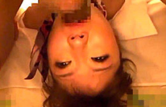 細身の受付嬢が3P高速弾丸でビクビク痙攣イカされまくる。今村美穂