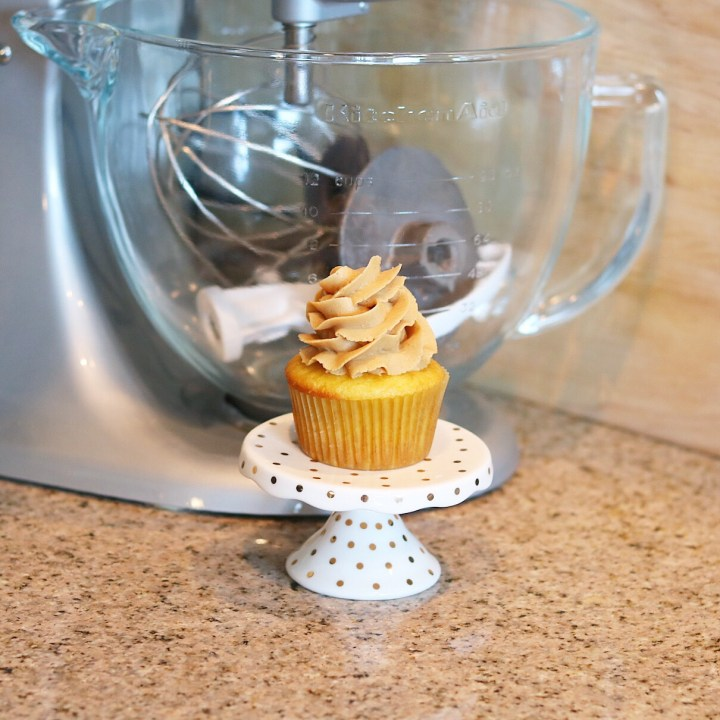 Whipped Peanut Butter Frosting