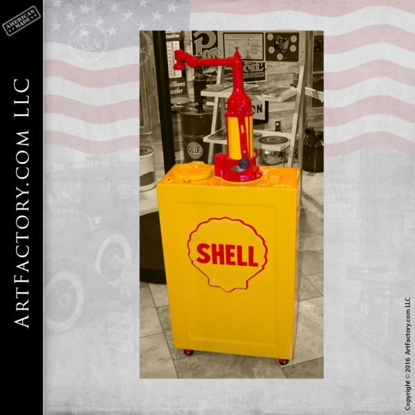 Original Shell Oil Lubester