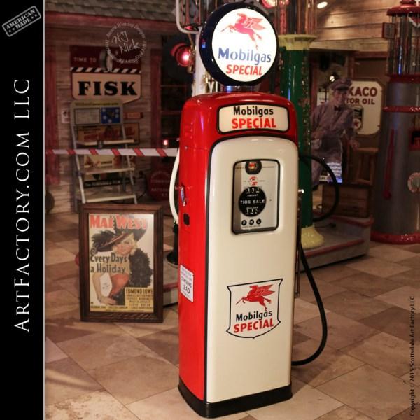 Wayne vintage gas pump