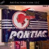 Pontiac Dealership Vintage Neon Sign
