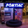 Pontiac Dealership Vintage Neon Sign