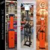 Gilbert & Barker vintage visible gas pump