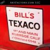 Texaco Lubester Oil Cart