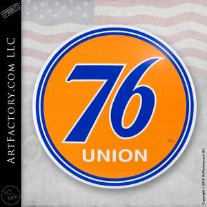 Vintage Union 76 Sign