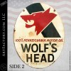 Wolf's Head Motor Oil Sign Side 2