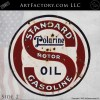 Standard Polarine Motor Oil Sign