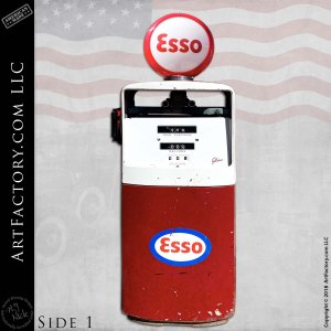 Esso Gilbarco Model 1004A31L Gas Pump