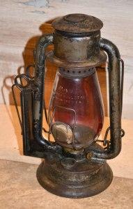 Vintage Rayo Lantern Antique   - VRL900