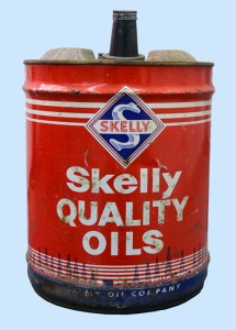 Skelly Quality Oil - Five Gallon Can - SQO190