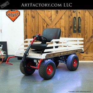 Super Wagon Express Can Be Ordered In Any Color - ACSW20