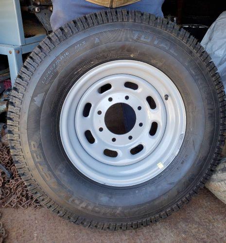 full tire