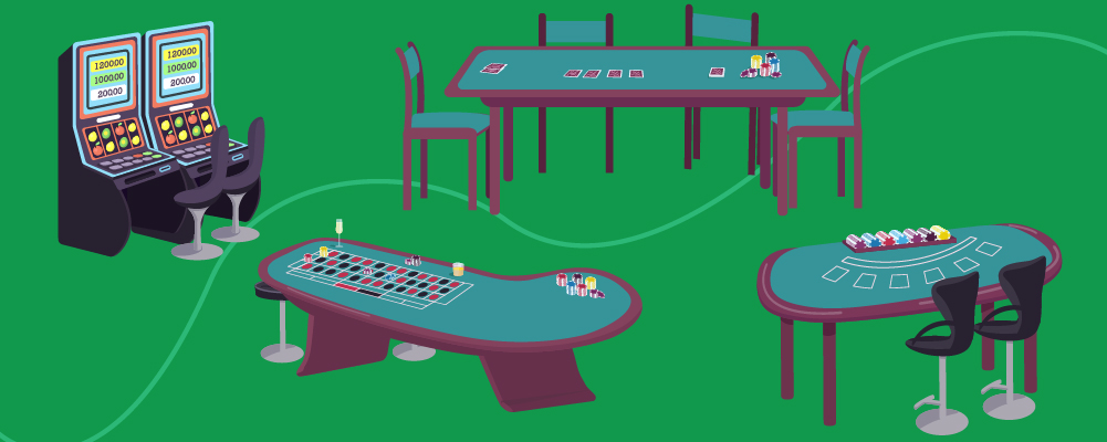4Types OF GamesWhat Types OfPoker Can YouPlay
