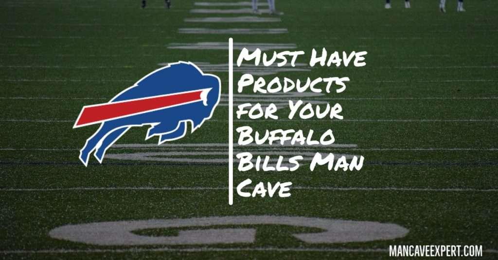 Buffalo Bills Man Cave